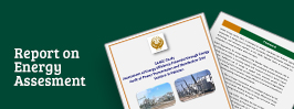 Report on Energy Assesment