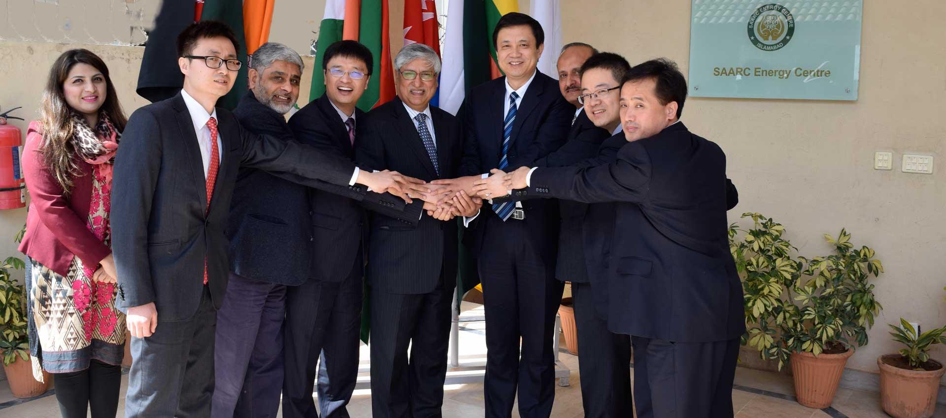 China-Delegation